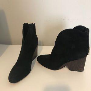Diane von Furstenberg wedge booties!  Barely worn